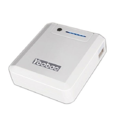 YOOBAO Power Bank Magic Box 6600 mAh [YB635] - Portable Charger / Power Bank